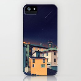 Castles at Night iPhone Case