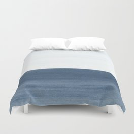 Ocean Watercolor Painting No.1 Duvet Cover