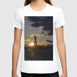 Liberty Starburst T-shirt
