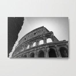 Coliseum Roma. Italy 72 Metal Print