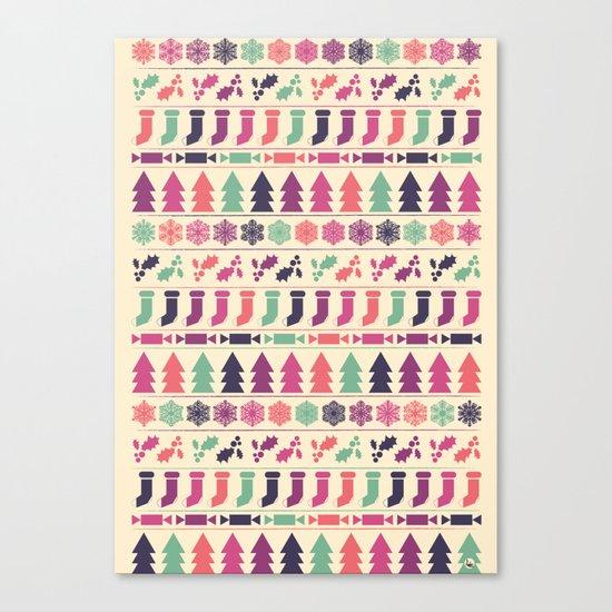 Christmas 2016 Canvas Print