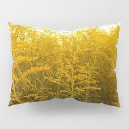 Gold Goldenrod Pillow Sham