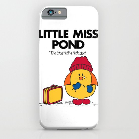 Little Miss Pond iPhone & iPod Case