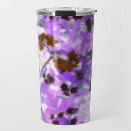 Softly Violet Travel Mug