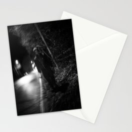 night-moves Stationery Cards