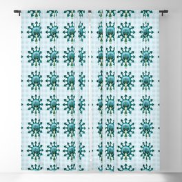 Of Sky Native American Blackout Curtain