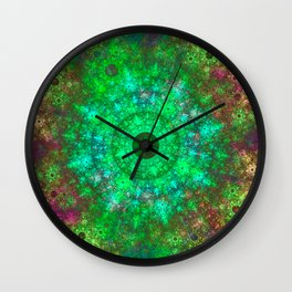 Energy as Color Wall Clock