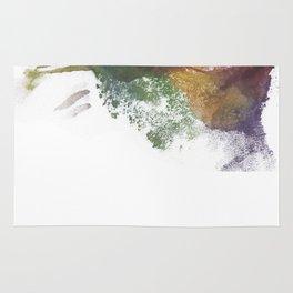 Devon's Vulva Print No.3 Rug