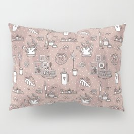 Cozy home Pillow Sham