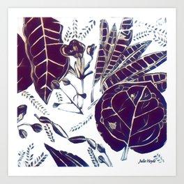 Nature's Dance Art Print
