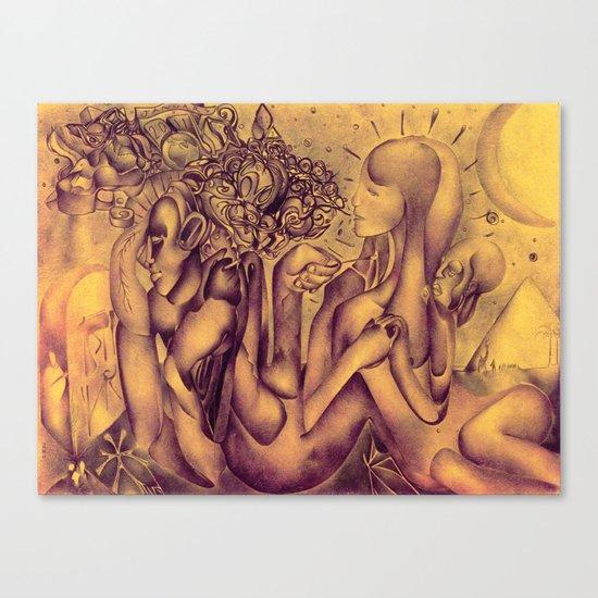 1-11-11 Canvas Print