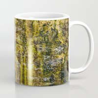moss Mugs featuring Moss by Jillian VanZytveld