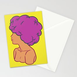 Afro VI Stationery Cards