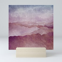 Smoky Mountains Mini Art Print