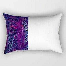 Doodlez on Chaos One Rectangular Pillow