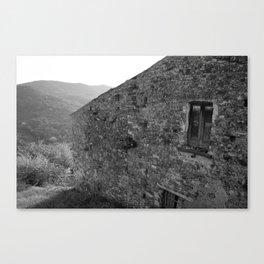 Campania farmhouse Canvas Print