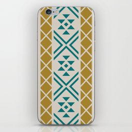 Native-Inspired Pattern iPhone Skin