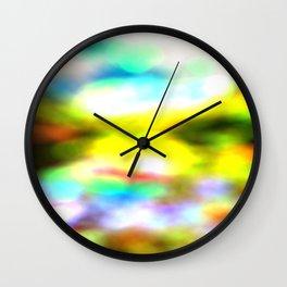 bells blur Wall Clock