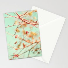 Naked Branches Stationery Cards