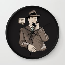 Boggie Wall Clock