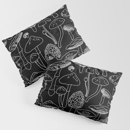 Marcella Mushrooms Pillow Sham