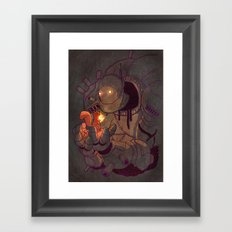 This Little Light of Mine Framed Art Print