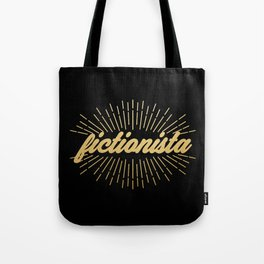 Fictionista Tote Bag