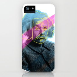 Einstein! iPhone Case