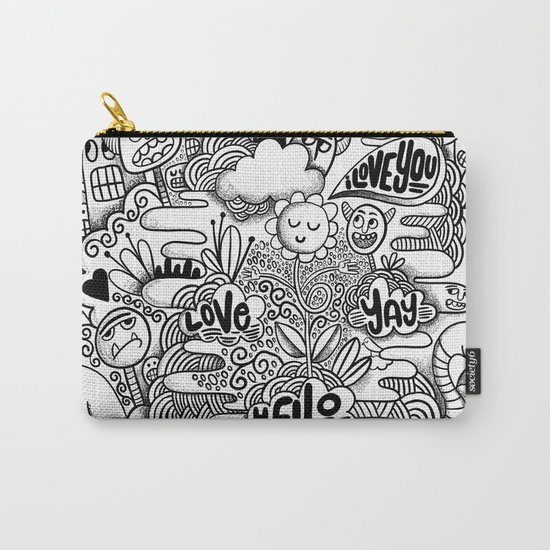 Monster gang Carry-All Pouch