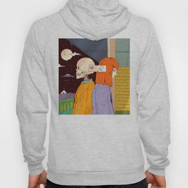 Haunting Past (A Reflection) Hoody