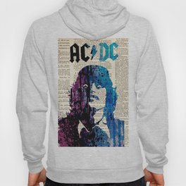 Rock and Roll - on dictionary page Hoody