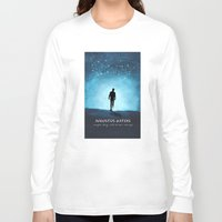 the fault in our stars Long Sleeve T-shirts featuring The Fault In Our Stars by MalenaTotland