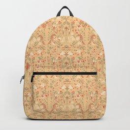Victoriana Light Smaller Pattern Backpack