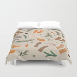 Stay Warm Duvet Cover