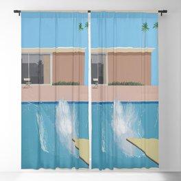 A Bigger Splash - David Hockney, 1967 Blackout Curtain
