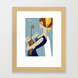 Italy 1960 Framed Art Print