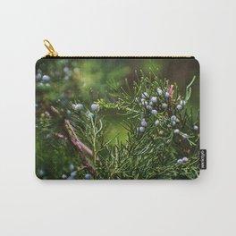 The Joyful Cedar Tree. Carry-All Pouch