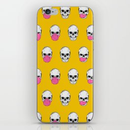 Be refreshed ... chew! iPhone Skin