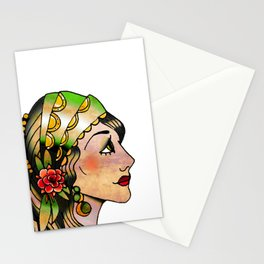 Gypsy Woman Stationery Cards