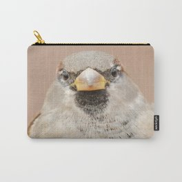 House Sparrow Carry-All Pouch