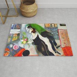 Marc Chagall The Birthday Rug