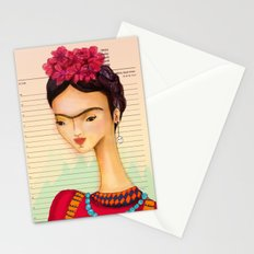 Icons / Frida Stationery Cards