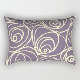 Roses 2 Rectangular Pillow