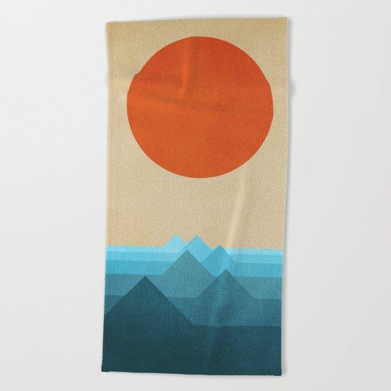 G.L. 1 Beach Towel