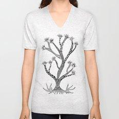 Alluring Tree Unisex V-Neck