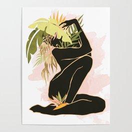 Spring Floral I Poster