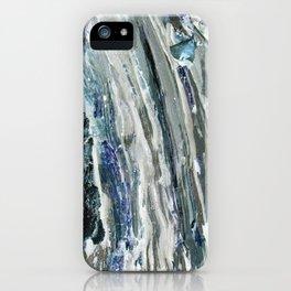 Glacier's Flow iPhone Case