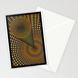 Time Travel Stationery Cards
