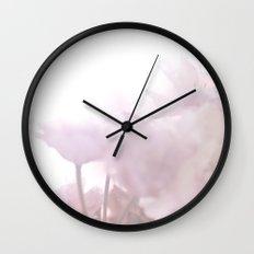 Pretty in Pink 1 Wall Clock
