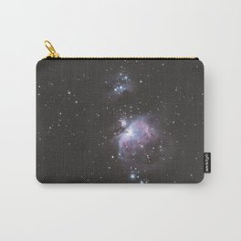 Orion And Running man Nebula's Carry-All Pouch